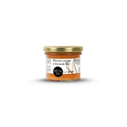 Organic bell pepper and almond spread
