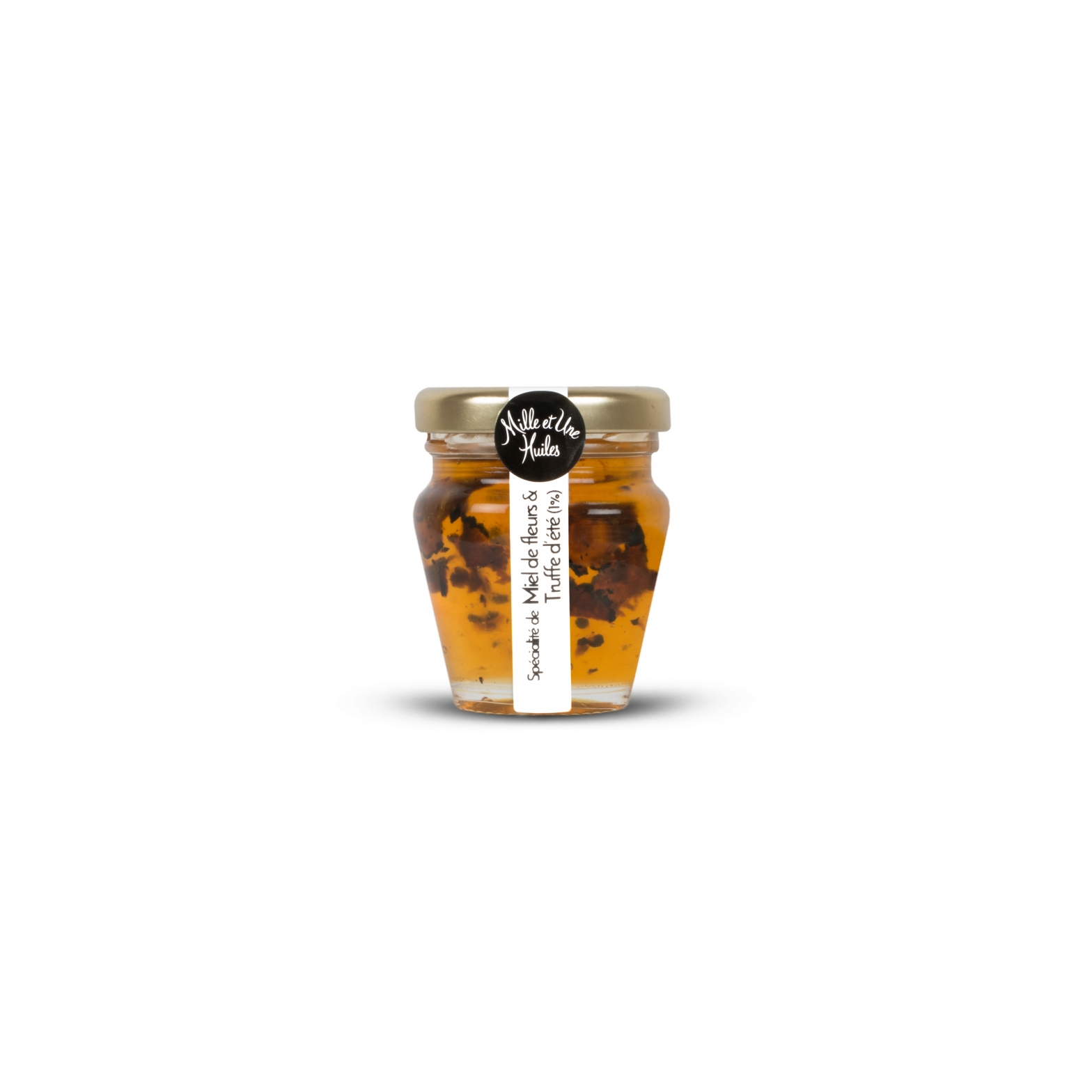 Honey with truffle, flavoured