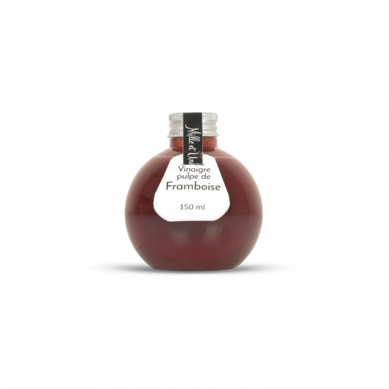 Vinegar with raspberry pulp - Soleil Collection
