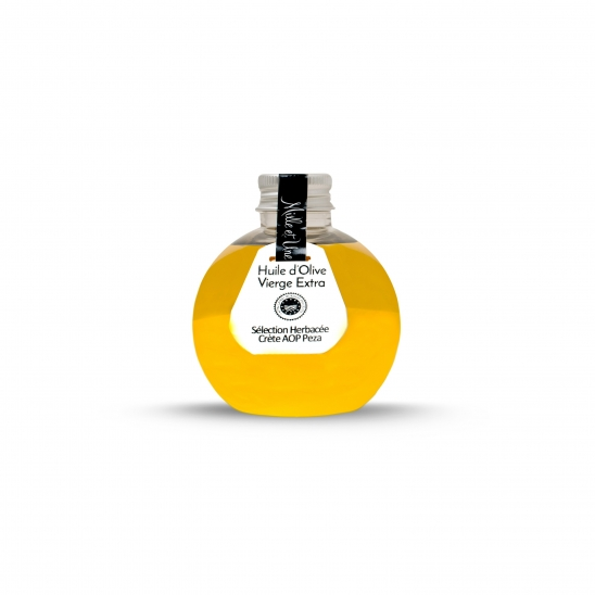Extra virgin olive oil Green Selection - Creta AOP Peza - Soleil Collection