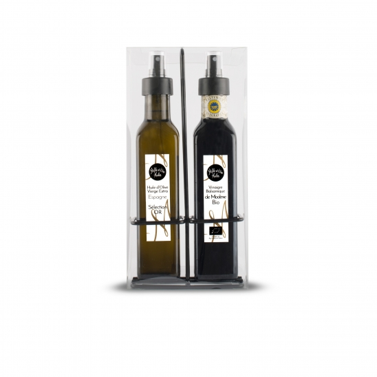 2 bottles Olive oil & Balsamic vinegar set