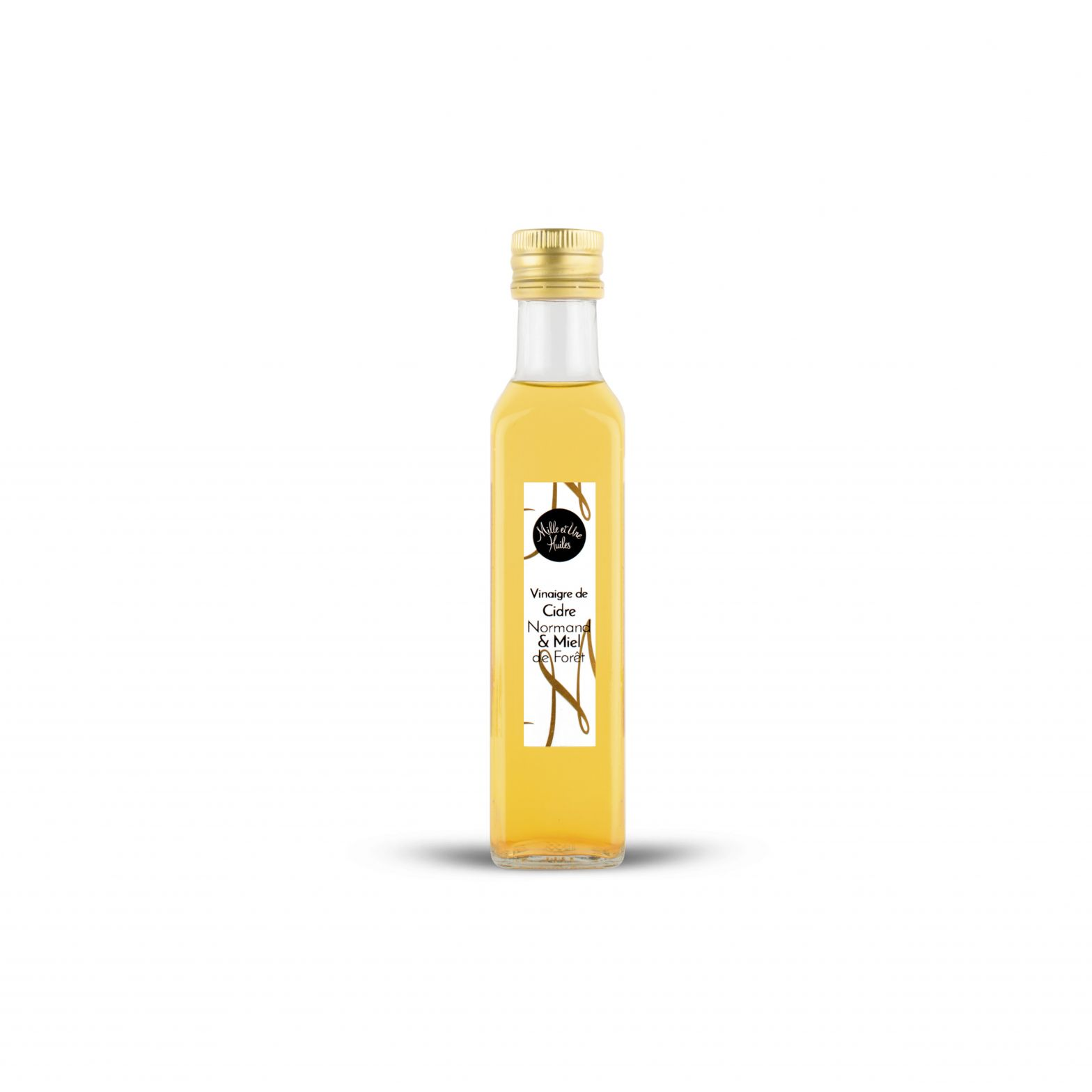 Norman AOC apple cider vinegar with Sologne honey