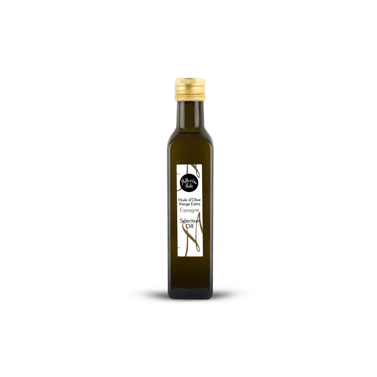 Extra virgin olive oil - Gold Selection