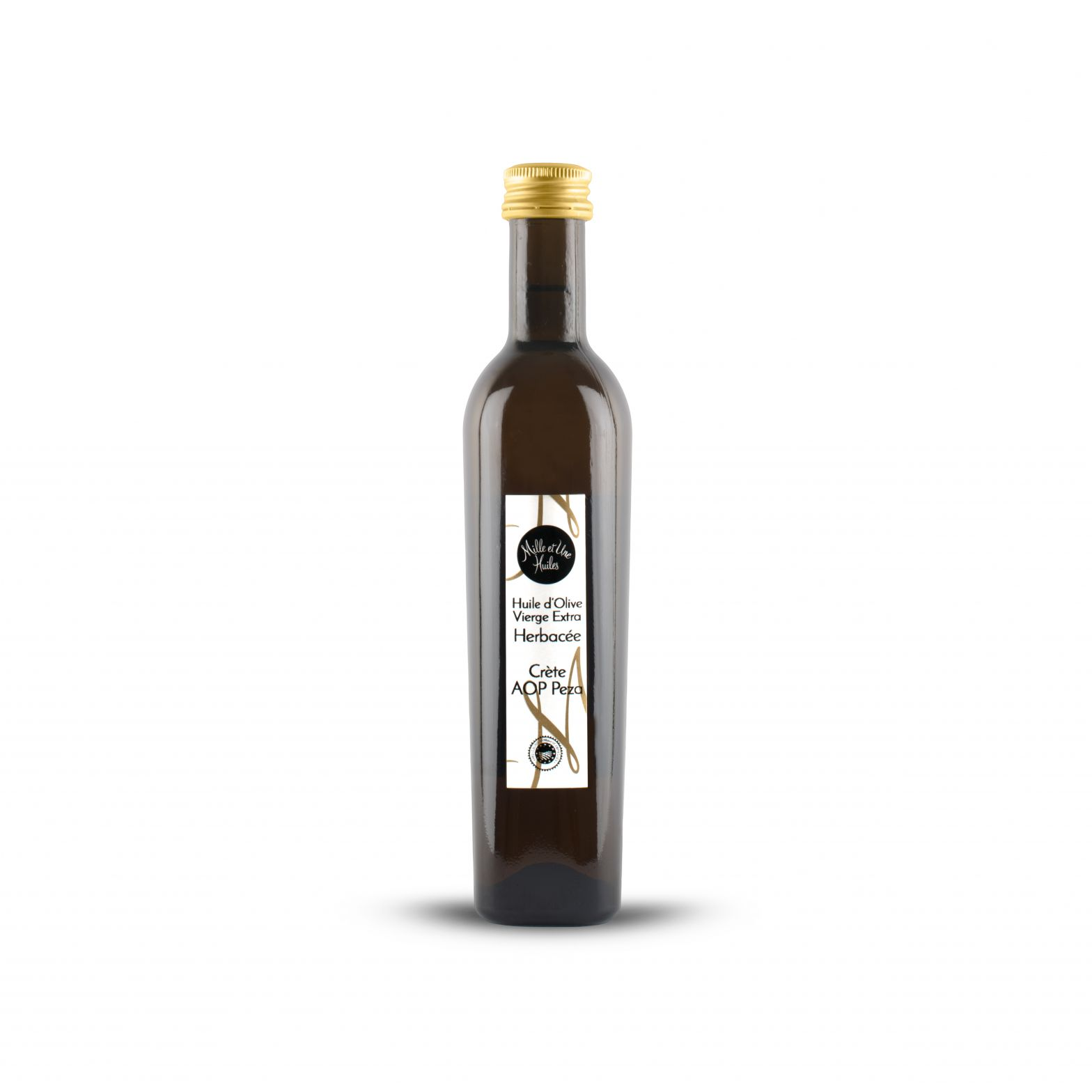 Extra virgin olive oil green selection, Crete PDO Peza