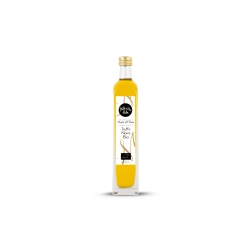 Black truffle naturally flavoured olive oil, Organic