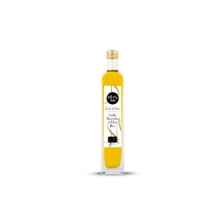 Extra virgin olive oil flavoured with organic white truffle
