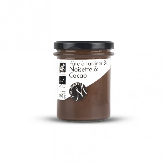 Hazelnut and Cocoa paste