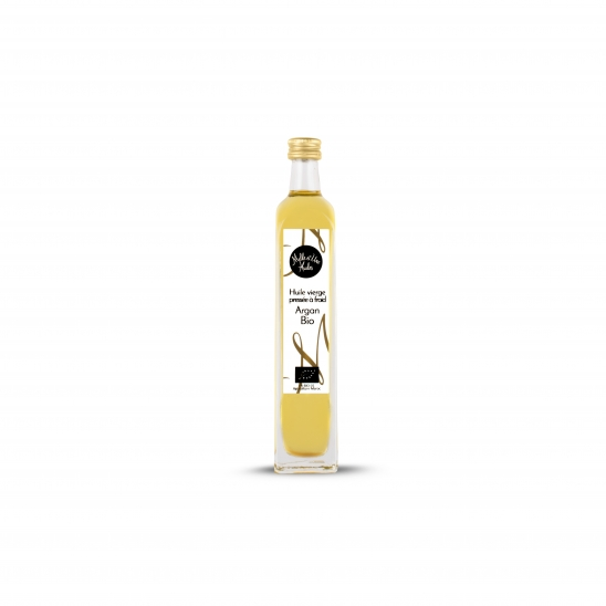 Unroasted argan virgin oil