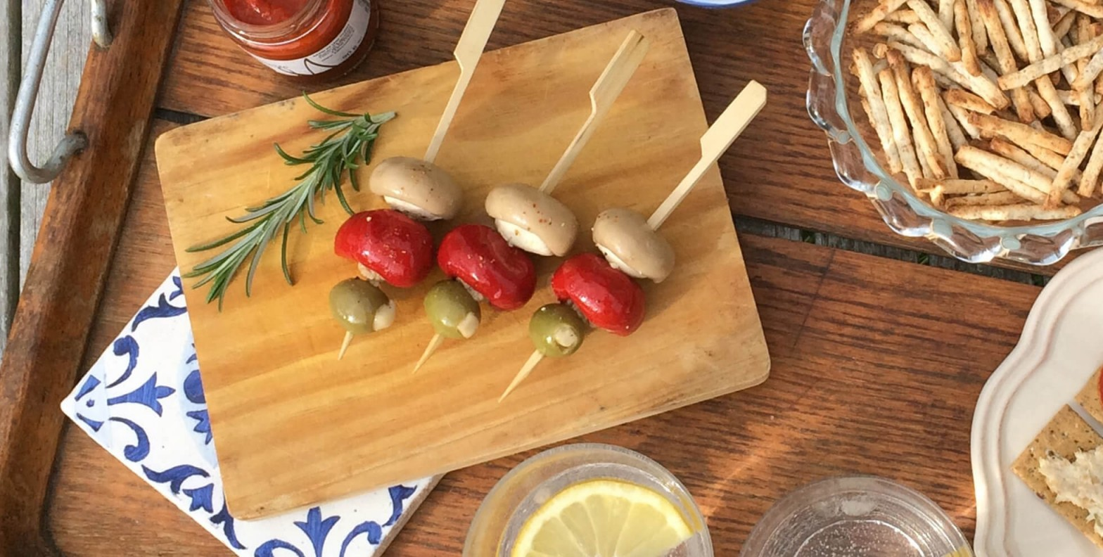 Farcis & Olives