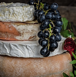 Mariages aux fromages
